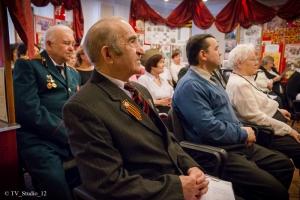 Поздравляем Совет ветеранов Куркино с юбилеем!