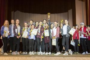 Победа коллектива «Форс»  на московском танцевальном фестивале «Шаг вперёд»