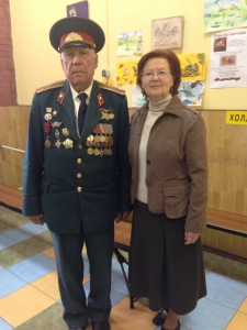 Акция ко «Дню памяти и скорби» в Ростках.
