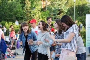 Парк друзей от 18.06.2017 года