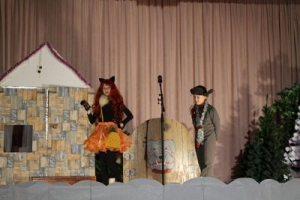 Концертная программа от театра-студии «Дом»