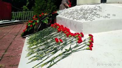 Митинг, посвященный Дню памяти и скорби
