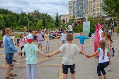 Летний праздник «Парк друзей» в «Дубраве»!