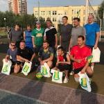В день нашего любимого города  Москвы, на празднике спорта,  9 сентября 2018 года состоялся турнир по волейболу с участием команд жителей района Куркино